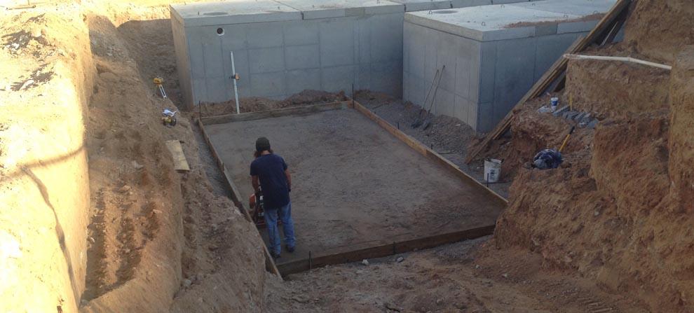 White Mountain Septic Tanks and Manholes Services